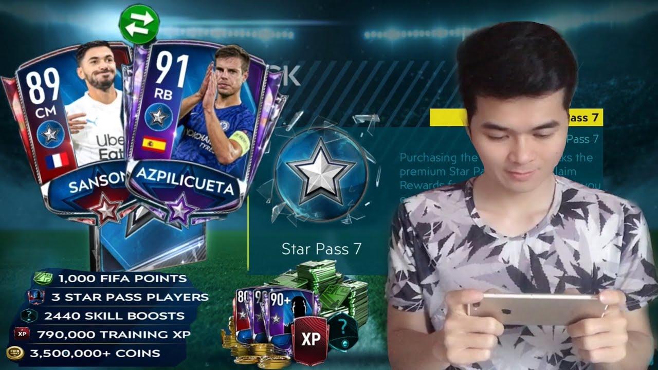 [FIFA MOBILE] NẠP GÓI –  EA ĐÃ FIX GÓI STAR PASS TRONG FIFA MOBILE