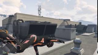 Grand Theft Auto V game sprout