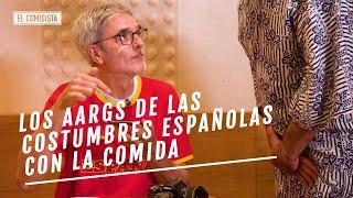 Las peores costumbres españolas con la comida   EL COMIDISTA