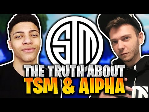 TSM & Myth LIED About Aipha! (HERE'S THE TRUTH)