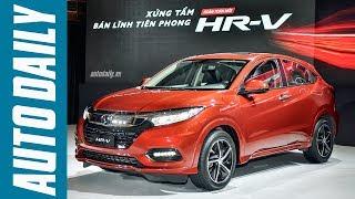 15 điểm nổi bật trên Honda HR-V 2018 vừa ra mắt tại Việt Nam  AUTOD...