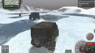 Игра Полный привод 2: УАЗ 4X4 - геймплей с комментарием(Скачать игру тут - http://ximepa.net/skachat_polnyj_privod_2_uaz_4x4-torrent., 2016-06-30T19:53:54.000Z)