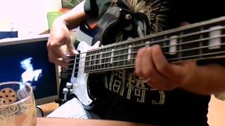 人間椅子「怪人二十面相」 Bacchus aguilar OBP-2 VT Bass(TECH21) 薩摩...