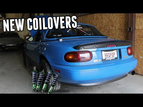 The Difference Between Cheap Coilovers & Good Coilovers