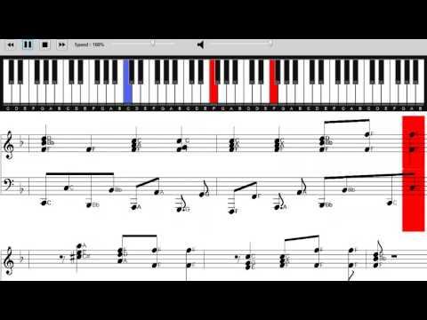 LunchMoney Lewis - Bills - Sheet Music - Piano Tutorial - How To Play Bills