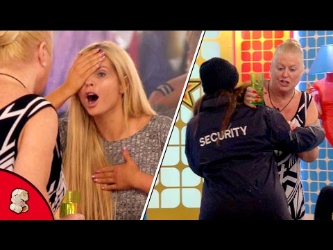 Kim Woodburn REMOVED by CBB Security | Celebrity Big Brother | Day 15