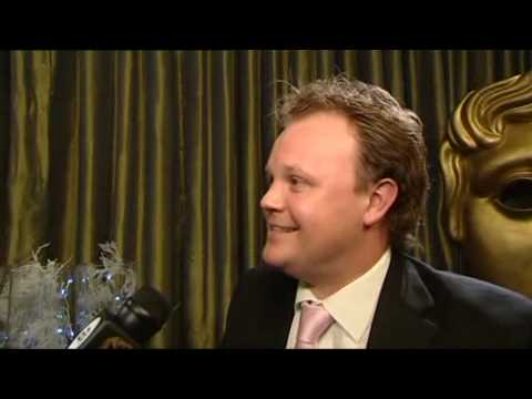 Justin Fletcher wins a Presenter BAFTA