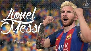 Lionel Messi || I'm Ready for FIFA 18 || Goals & Skills - FIFA Remake || by Pirelli7