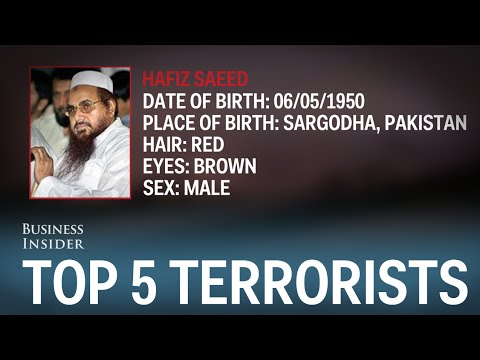 These are the US State Department's 5 most wanted terrorists