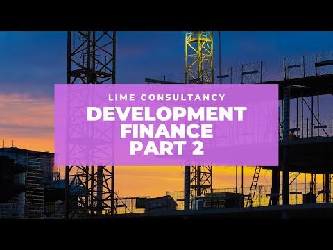 Development Finance - Things to know 2  - Pricing