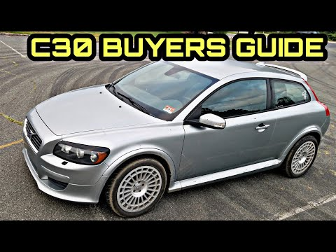 5 THINGS TO KNOW BEFORE YOU BUY A VOLVO C30