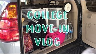 MOVING INTO MY COLLEGE APARTMENT! | vlog