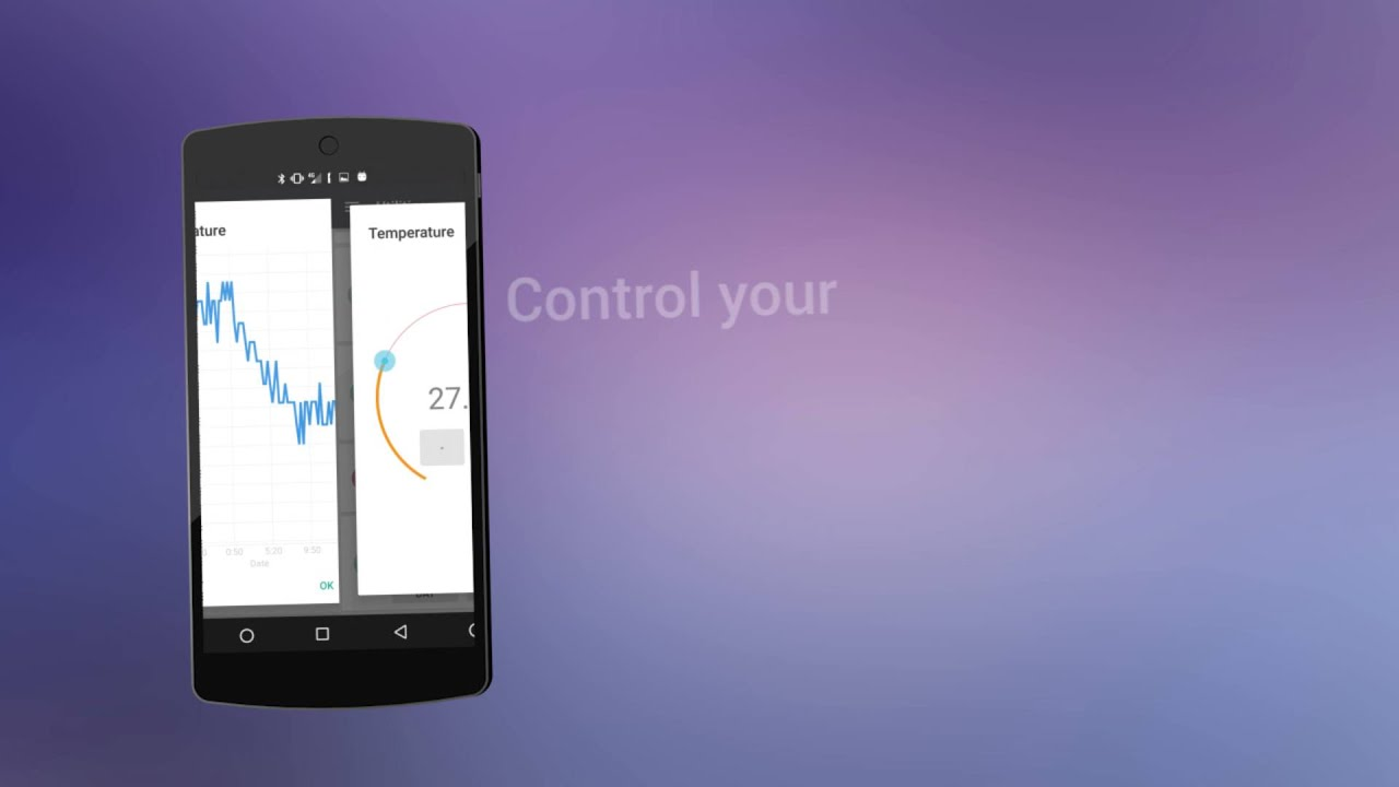Domoticz for Android, Control at your finger tips by Mark Heinis