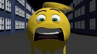 The Emoji Movie In Real Life