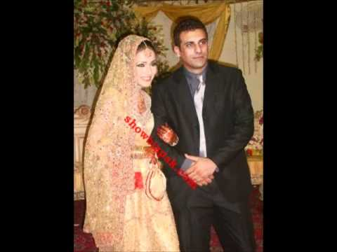 Humaima Malik Shamoon Abbasi Wedding Rare Pics