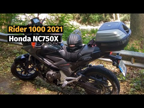 Rider 1000 2021 Explorando la Ruta