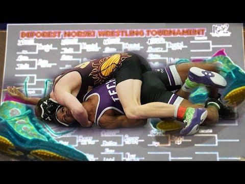2020 DeForest High School Wrestling Tournament CHAMPION