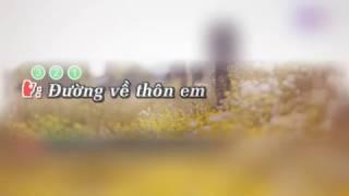 Karaoke Đường Về Hai Thôn, Phi Nhung