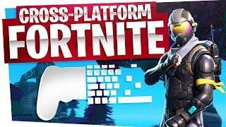 Nous avons joué Fortnite Cross-Platform - PC vs Xbox Players - Pas vraiment juste ...