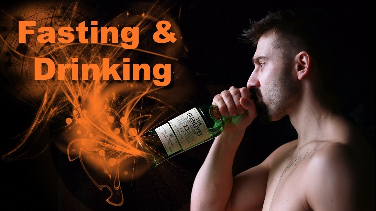 Getting Drunk While Intermittent Fasting