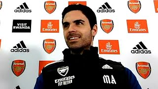 Mikel Arteta - Burnley v Arsenal - 'Shrugs Off Barcelona Job Speculation' - Press Conference