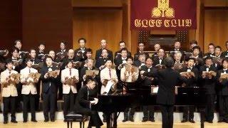 東京経済大学グリークラブ第58回定期演奏会 男声合唱とピアノのための ...