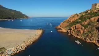 Eivissa Ota Porto Corsica Promenade en bateau 90 sec4K