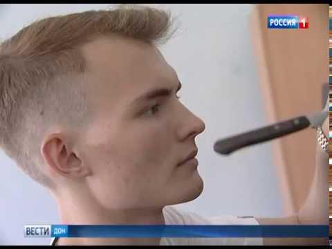 Студенты-скульпторы ростовского училища им. Грекова защищают дипломные работы