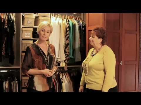 KK How To: Kerrie Kelly Shows How to Best Color Coordinate Your Closet