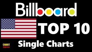 billboard hot 100 single charts usa top 10 october 07 2017 chartexpress