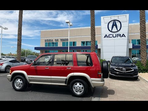 Project Acura SLX Part 5:  First Show!  More Road Testing & Undercarriage Paint