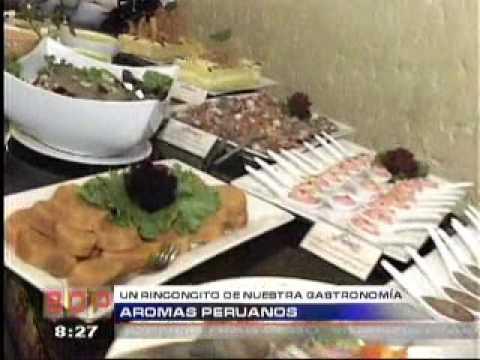 Aromas Peruanos-Buenos Dias Perú.wmv