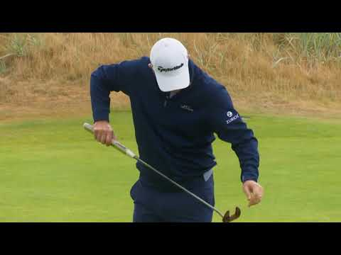 Jordan Spieth,Justin Rose,Kiradech Aphibarnrat Featured The Open Championship 2018 Round 2