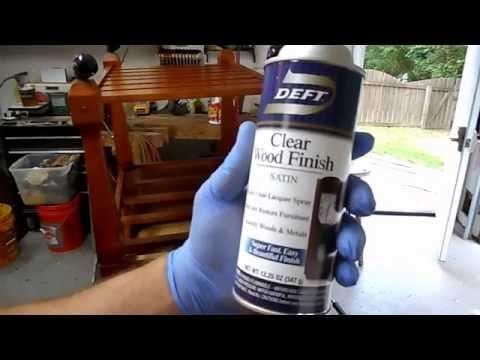 Two Flips -  Quick Furniture Restoration Tips