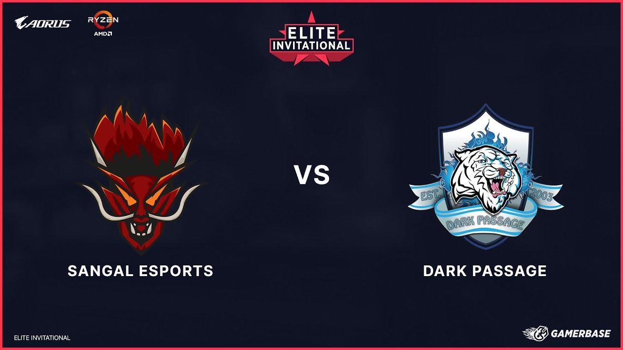 Sangal Esports vs Digital Athletics (İlk 2 Harita) | Elite Invitational VALORANT Çeyrek Finali