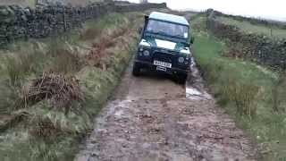 U3088 - Green Laning in the Lake District, Cumbria - nr Penrith