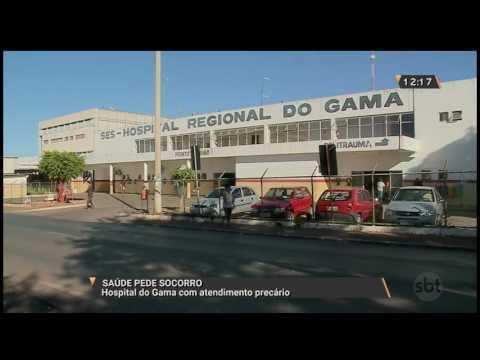 Hospital do Gama com atendimento precário