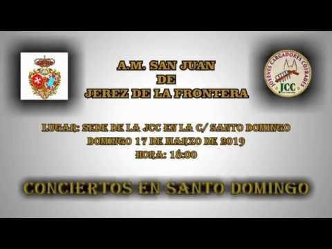 Conciertos en Santo Domingo (1º) - Cuaresma 2019 (A.M. San Juan - Jerez)