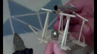Cómo hacer un mini-cañón de fuego real. (1080p)