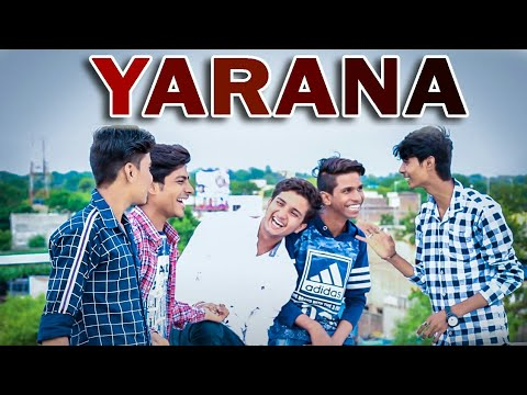 YARANA || A REAL STORY || FRIENDSHIP DAY SPECIAL VIDEO || BY A.K. PRODUCTION || SINGER KARAN BENIPAL