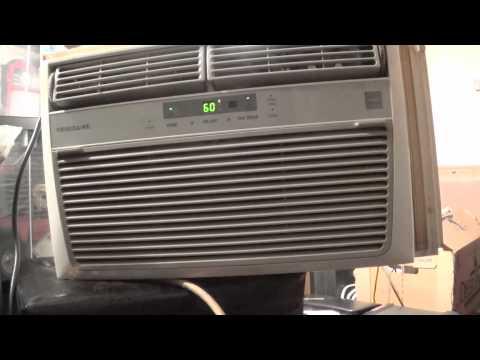 Part 1 of 2. Frigidaire AC Maintenance / Repair