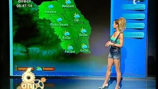 Vremea cu Flavia Mihăşan 25/06/2014