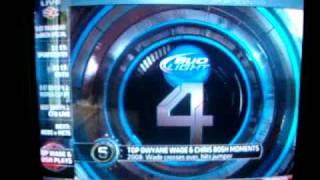 Dwyane Wade & Chris Bosh Top 10 Plays ESPN