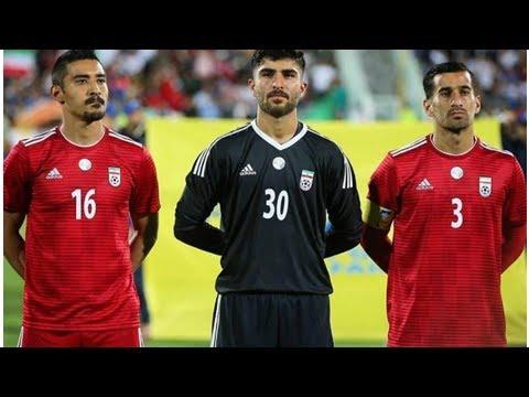 335f0d8d5 New Iran Away World Cup Kit 2018