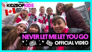 Смотреть клип Kidz Bop Kids- Never Let Me Let You Go
