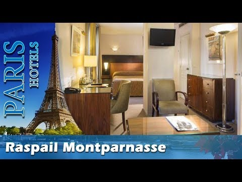 Raspail Montparnasse - Paris Hotels, France