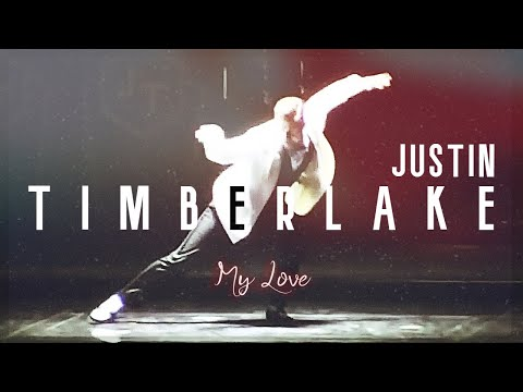 Justin Timberlake - My Love Solo Dance Compilation 2006 - 2015