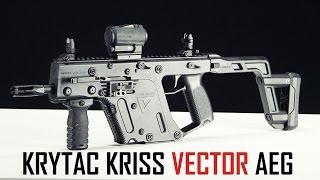 KRYTAC Kriss Vector AEG Overview! - Airsoft GI