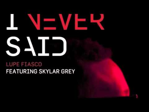 Lupe Fiasco Words I Never Said ft Skylar Grey Full Song wlyrics New 2011