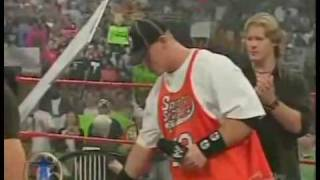 2005: John Cena gets Drafted to Raw